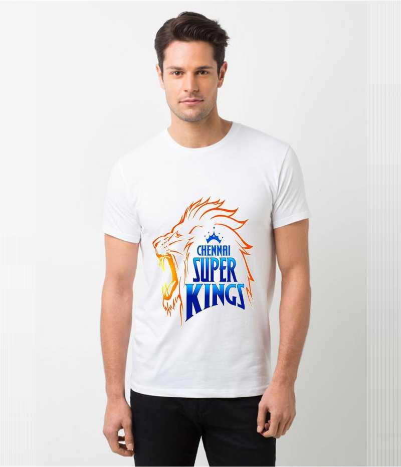 Printed Round Neck - CSK T-Shirt